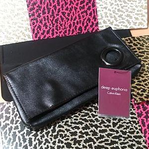 Calvin Klein Deep Euphoria clutch